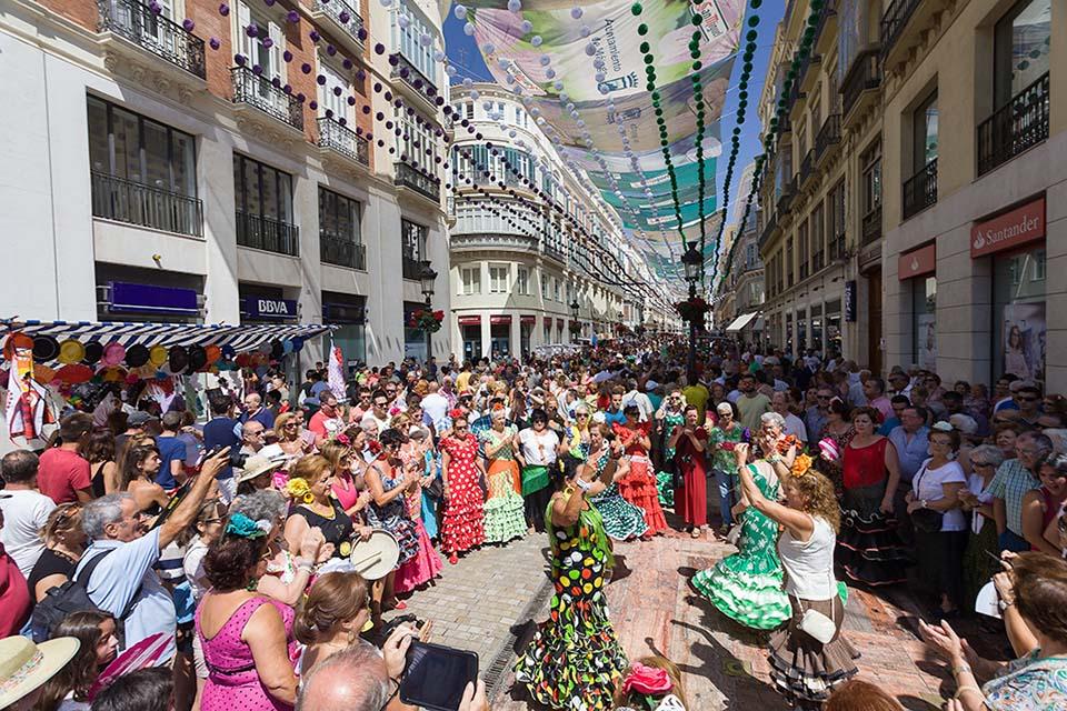 Feria di malaga in agosto la gran fiesta del verano in for Feria outlet malaga 2017